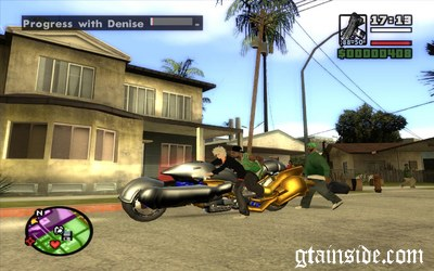 GTA San Andreas FFVII BIKE Mod - GTAinside com