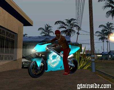 GTA San Andreas Bikes - Mods and Downloads - GTAinside com