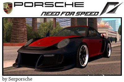 gta san andreas porsche mods und downloads. Black Bedroom Furniture Sets. Home Design Ideas