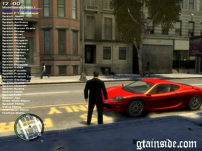 Трейнер для gta 4 1. 0. 4. 0 simple native trainer 4. 8 машины для.