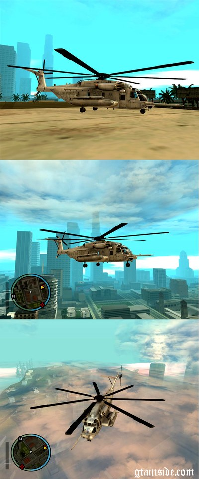 pavelo helicopter - Helicopter Mod