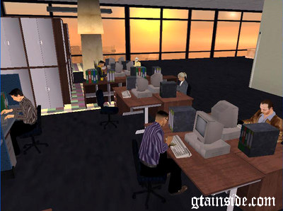 20th floor Mod V2 ( Real Office )