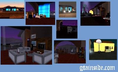 GTA San Andreas Modern Vegas House Mod GTAinsidecom