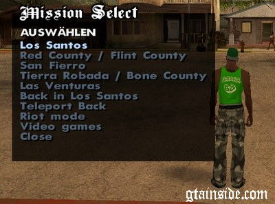 All Mission Access Mod v1.1