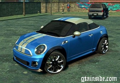 2010 Mini Coupe Concept v0.5