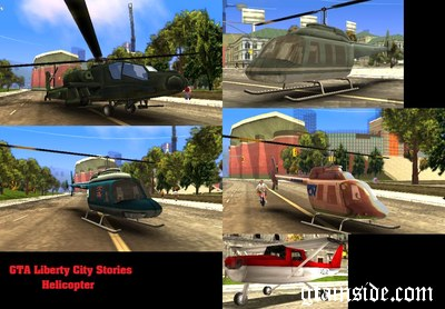 Helicopter [savegame 100% EU]