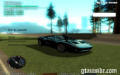 GTA San Andreas ENB Series - Mods and Downloads - GTAinside com