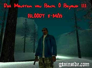 Das Monster von Back O' Beyond III Christmas Special