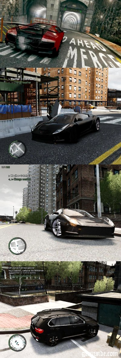 GTA IV Extreme Graphics