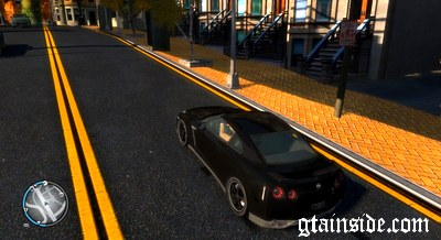 GTA 4 Road Textures Mod - GTAinside com