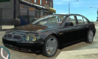 GTA 4 2002 BMW 760i Mod - GTAinside.com