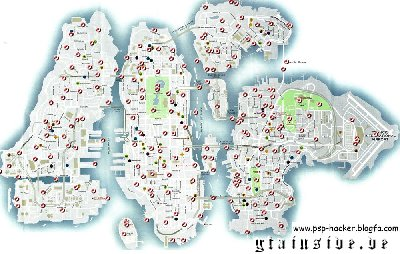 Gta 4 Map Hidden Flying Rats Pigeons Mod Gtainsidecom