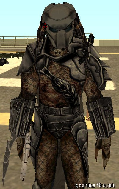 GTA San Andreas Predator Mod - GTAinside com