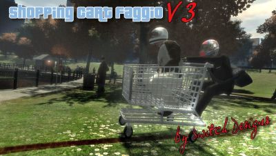 Shopping Cart Faggio V3