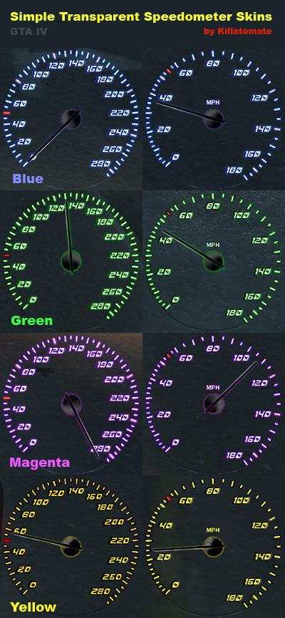 حصريا عدادات لسيارات لعبة gta iv Transparent_Speedo_Skins_cover2