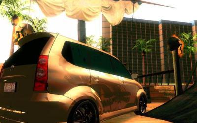 Gta San Andreas Toyota Avanza Mod Gtainside Com
