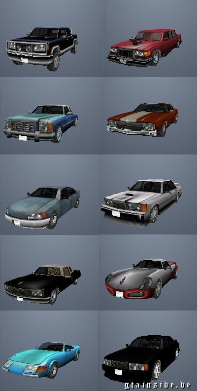 Car & Weapon Pack 2 Beta 2