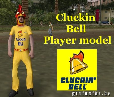 Cluckin Bell Player Model