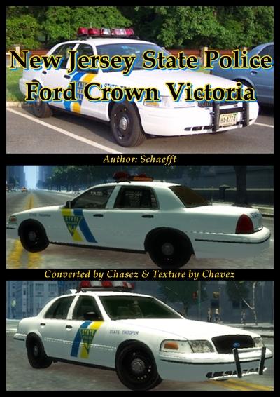 gta 4 new jersey state police ford cv mod. Black Bedroom Furniture Sets. Home Design Ideas