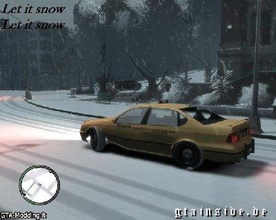 Snow Mod (Torrent-version)