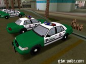 2003 Ford Crown Victoria VCPD