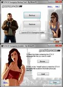 Savegame Backup Tool + Savegame Installer