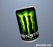 Grenade Monster Energy skin