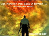 Das Monster von Back 'O Beyond II Comic