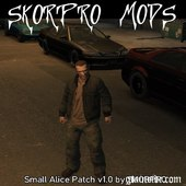 Small Alice Patch
