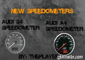 Audi A4 and S4 Speedometers