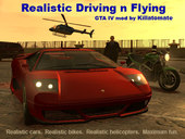 Realistic Driving n Flying 2.0