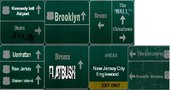 Signs - Billboards NYC MOD