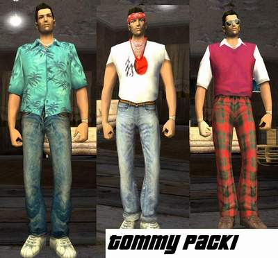 Tom Ped pack 1
