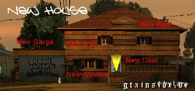 New House/Neues Haus