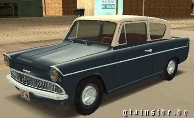 Gta San Andreas 1959 Ford Anglia Mod Gtainside Com