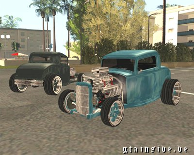 1932 Ford Hot Rod (Hotknife)