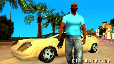 GTA VCS Savegame