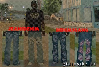 NBA Jeanspack