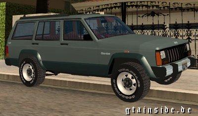 8c50c970d GTA San Andreas Jeep Cherokee Mod - GTAinside.com