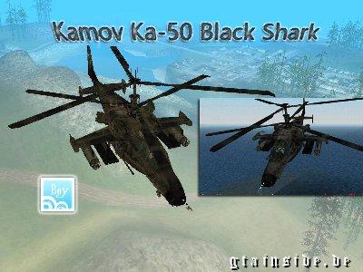 Kamov ka-50 black shark [3] wallpaper aircraft wallpapers #7943.