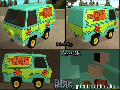 The Mystery Machine (Scooby Doo)