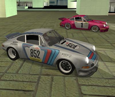 Porsche 911 RSR 2.7