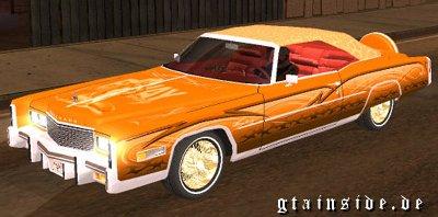 GTA SA Mod : 1974 Cadillac Eldorado
