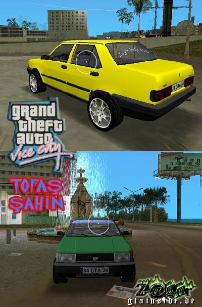 gta 3 tofas - mods and downloads - gtainside