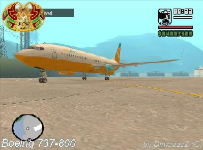 Gta San Andreas Airplanes Mods And Downloads Gtainside Com