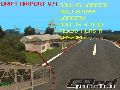 Drift Airport v4
