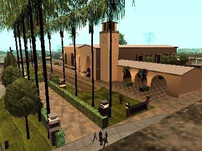 GTA San Andreas New Unity Station Mod - GTAinside com