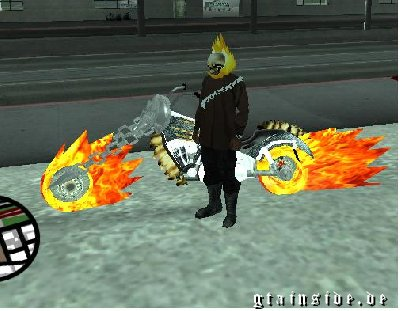 Top 12 Download Gta San Andreas Ghost Rider Mod V1 5 - Gorgeous Tiny