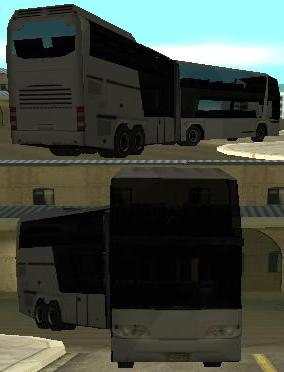 Neoplan jumbocruiser BETA