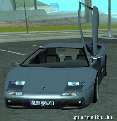 Gta San Andreas Lamborghini Mods And Downloads Gtainside Com